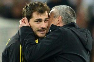 Casillas trải lòng về mâu thuẫn với Mourinho