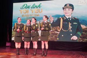 NSND Vi Hoa ra mắt MV 'Đời lính tôi yêu'