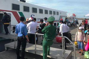Kiên Giang: Đưa vào hoạt động tuyến tàu cao tốc Rạch Giá - Hòn Nghệ