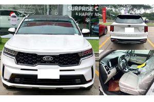 Kia Sorento 2021 lên sàn xe cũ, chào bán 1,27 tỷ ở Sài Gòn