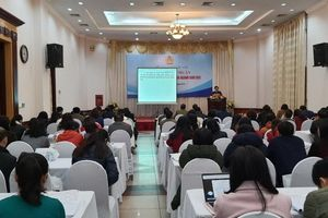 Công đoàn Giáo dục Việt Nam tập huấn công tác tuyên giáo