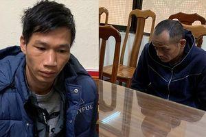 Hai hung thủ giết người sa lưới sau 7 năm gây án