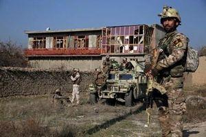 Căn cứ không quân của Mỹ tại Afghanistan bị tấn công tên lửa