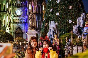 Hà Nội: Các nhà thờ lớn trang hoàng chờ đón giáng sinh