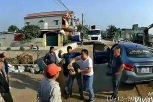 Khởi tố ba đối tượng vụ lái xe bị đánh ở Thái Bình