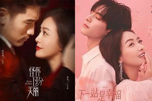 Những mối tình 'vì em là gu chị' gây sốt nhất màn ảnh nhỏ xứ Trung năm 2020