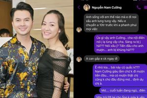 Ca sĩ Nam Cường bị hack Facebook, mượn tiền không được quay sang chửi tục!