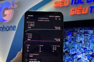 Thử nghiệm thành công, nhà mạng đua mở rộng vùng phủ sóng 5G