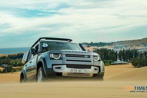 Land Rover Experience Tour, ngày 1: Phiêu lưu, đậm cảm xúc