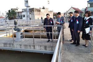 Hải Phòng: Khánh thành công trình nâng cấp Nhà máy nước An Dương