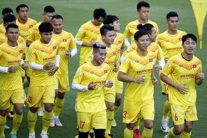 Bóng đá Việt Nam chủ động ứng phó với lịch thi đấu dày đặc