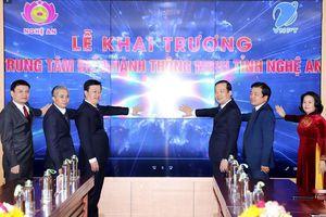 Nghệ An phấn đấu năm 2025 là tỉnh khá trong khu vực miền Bắc
