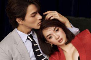 Khương Lê say mê vẻ đẹp của Kaity Nguyễn