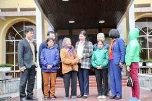 Mặt trận Tổ quốc TP Hà Nội hỗ trợ xây nhà Đại đoàn kết cho 5 hộ gia đình Công giáo