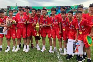 Bế mạc Giải bóng đá thiếu niên quốc tế U13 Việt Nam - Nhật Bản