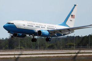 Air Force 2 của phó Tổng thống Mỹ cũng có công nghệ 'siêu hiện đại'