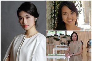 Ngưỡng mộ những ái nữ tài năng, giàu có nhất Việt Nam