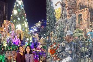 Những địa điểm đi chơi Noel cực 'hot' giới trẻ Hà Thành sẽ mê tít