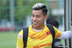 Những kiểu tóc phong cách ở tuyển Việt Nam