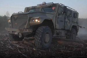 Nga sẽ thử nghiệm xe bọc thép thế hệ tiếp theo vào năm 2021