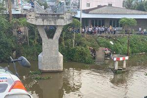 Khởi tố tài xế xe tải làm sập cầu ở Tiền Giang