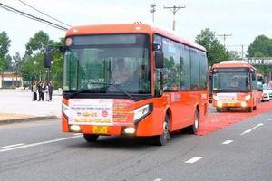 Cuối tháng 12, đưa vào hoạt động thêm 2 tuyến xe buýt