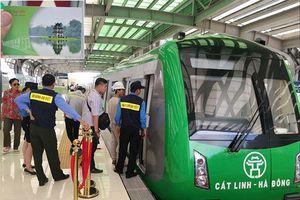 Vé Tàu đường sắt Cát Linh - Hà Đông giá bao nhiêu, mua ở đâu?