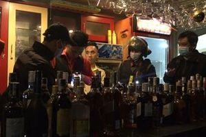 Hàng chục thanh niên dương tính với ma túy tại VClub Đà Lạt