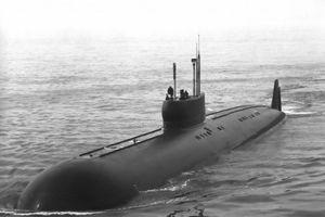 'Cá vàng' K-162: Tàu ngầm nhanh nhất thế giới của Hải quân Liên Xô
