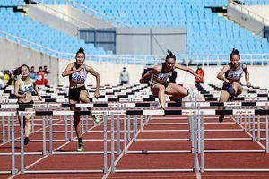 Điền kinh Việt Nam tại SEA Games 31-2021: Quyết tâm giữ vững ngôi đầu
