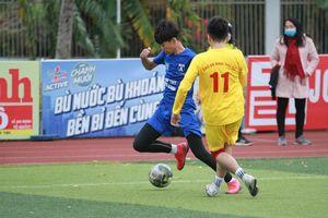 Lịch thi đấu loạt trận chiều thứ Tư 23-12