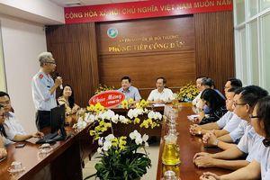 Sở TN&MT TP.HCM ra mắt phòng tiếp công dân mới