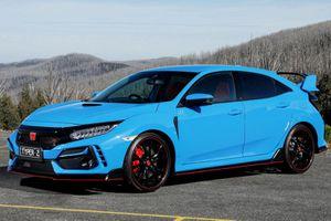Honda Civic Type R đời 2021 có giá hơn 40.000 USD tại Australia