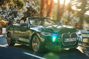 BMW 4-Series Convertible 2021 có giá từ 68.400 USD tại Australia