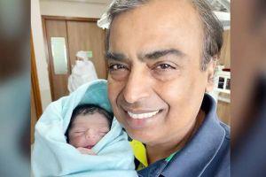 Gia tộc tỷ phú giàu nhất châu Á giữ kín thông tin cháu trai mới sinh