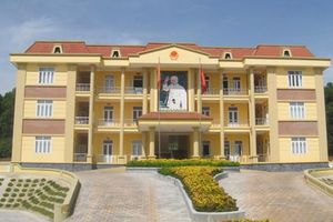 Cử tri ủng hộ thành lập 2 thị trấn huyện Yên Định, tỉnh Thanh Hóa
