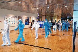 Nhà ga quốc tế Cam Ranh được chứng nhận sân bay an toàn y tế