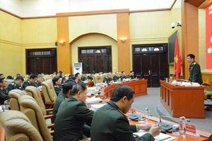 Thông qua điều lệnh tác chiến, điều lệnh chiến đấu Quân đội nhân dân Việt Nam