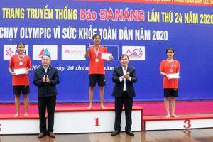 Gần 1.000 VĐV tranh tài Giải Việt dã - chạy vũ trang truyền thống lần thứ 24