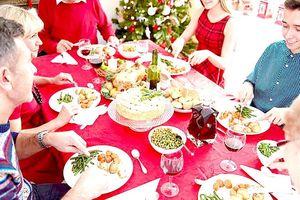 Xu hướng ăn chay dịp Giáng sinh ở Anh
