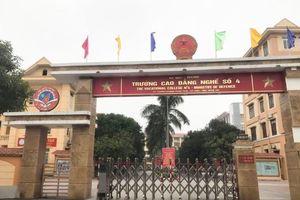 Trường Cao đẳng nghề số 4 (Nghệ An): Nam sinh mất tay trong giờ học nghề