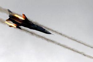 Không lực Nga và Syria phá hủy căn cứ của quân thánh chiến nước ngoài