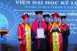 Việt Nam xác lập 3 kỷ lục thế giới mới