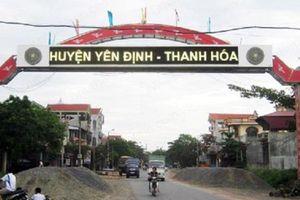 Thanh Hóa: Cử tri tán thành cao phương án thành lập 2 thị trấn thuộc huyện Yên Định