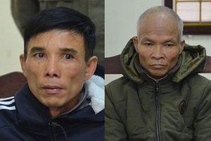 Anh em họ bị bắt cùng 11 bánh heroin, 20kg pháo nổ