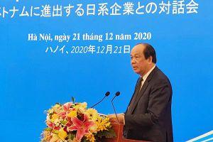 Việt Nam, điểm đến số 1 của doanh nghiệp Nhật Bản