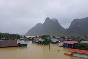 Quảng Bình: Cần thêm nhiều ngôi nhà chống lũ ở vùng thấp trũng