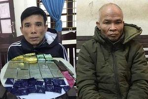Triệt xóa đường dây ma túy cực lớn từ Lào về Việt Nam