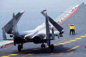 Đài Loan điều 6 tàu, 8 máy bay theo dõi chặt tàu sân bay Sơn Đông