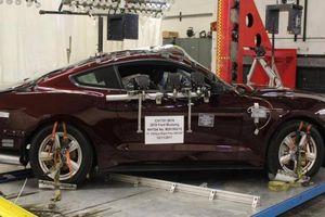 Ford Mustang dùng để thử nghiệm phá hủy được rao bán với giá siêu rẻ